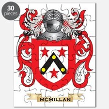 McMillan-(Ireland) Coat of Arms - Family Cr Puzzle
