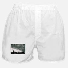 Hurricane Charley 2004 Boxer Shorts