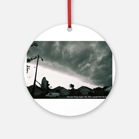 Hurricane Charley 2004 Keepsake (Round)