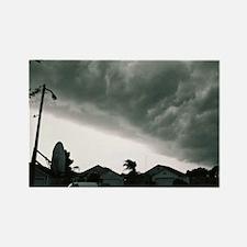 Hurricane Charley 2004 Rectangle Magnet