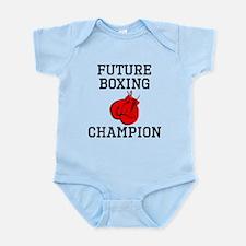 Future Boxing Champion Body Suit