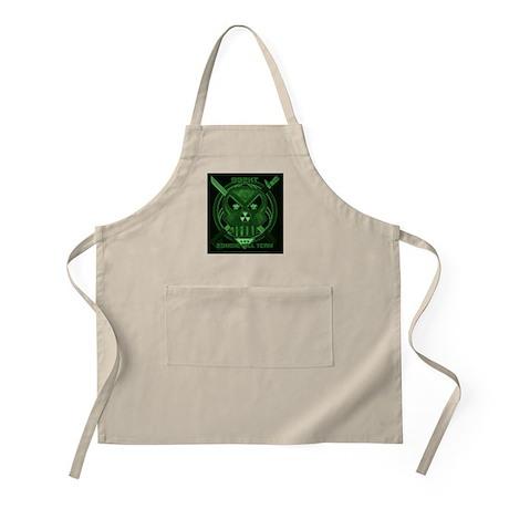99zkt zombie kill team green medium 2 gif Apron