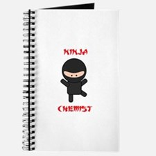 Ninja Chemist Journal