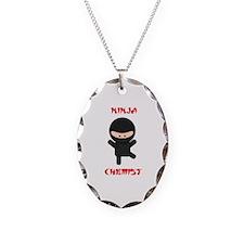 Ninja Chemist Necklace