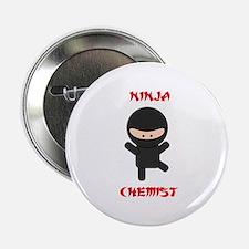 """Ninja Chemist 2.25"""" Button"""