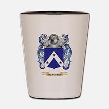 McRobert Coat of Arms - Family Crest Shot Glass