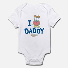 "Baby Odie ""Heart Daddy"" Infant Bodysuit"