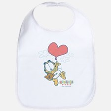 Heart Balloon Bib
