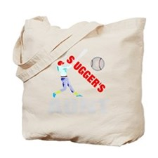 Baseball players aunt Tote Bag