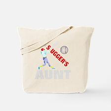 Baseball players aunt Tote Bag