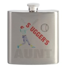 Baseball players aunt Flask