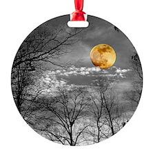 Harvest Moon Ornament