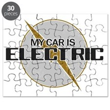 My Car Is Electric copy Puzzle