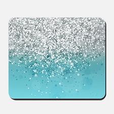 Glitteresques I Mousepad