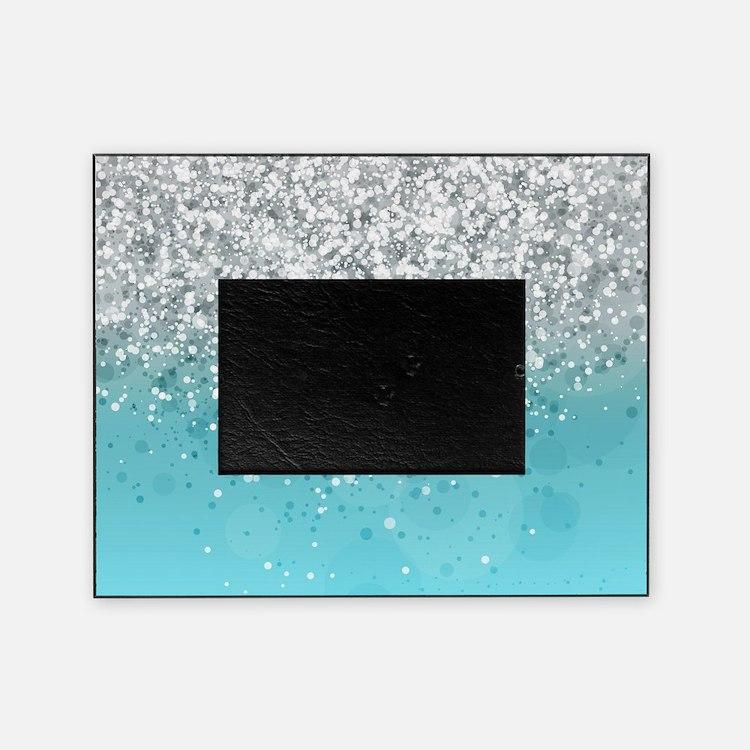 glitteresques i picture frame
