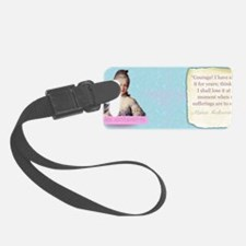 Marie Antoinette Historical Luggage Tag