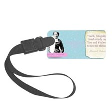 Harriet Tubman Historical Luggage Tag