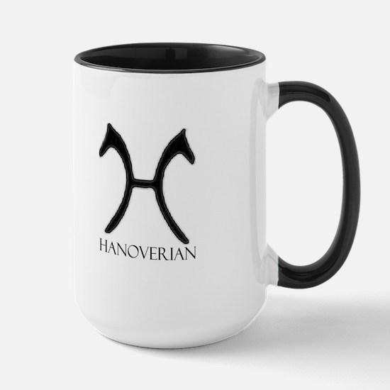 Hanoverian Large Mug