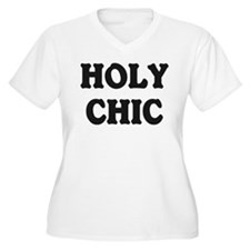 Holy Chic Plus Size T-Shirt
