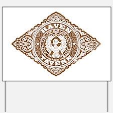 Raven Tavern Yard Sign