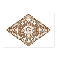 Raven Tavern Postcards (Package of 8)