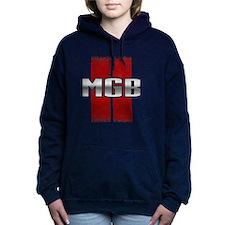 MGB Racing Stripe Hooded Sweatshirt
