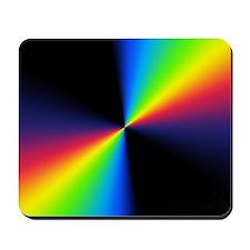 Color Lines III Mousepad