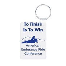 AERC - To Finish Is To Win Keychains