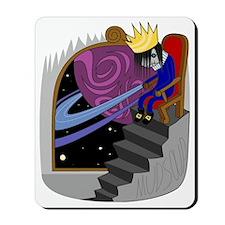 le sad king Mousepad