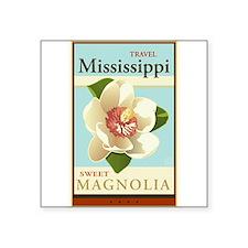 Travel Mississippi Sticker