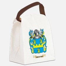 Meister Coat of Arms - Family Cre Canvas Lunch Bag