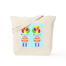 FANTASTIC 13TH Tote Bag