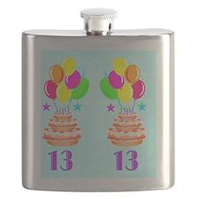 FANTASTIC 13TH Flask