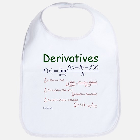 Derivative Formulas Bib