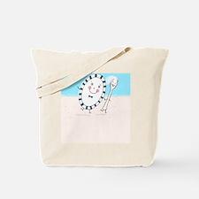 dishspoonnotecardCP Tote Bag