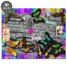 Le Papillon Puzzle