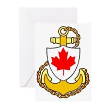 Royal Canadian Navy Greeting Cards (Pk of 10)