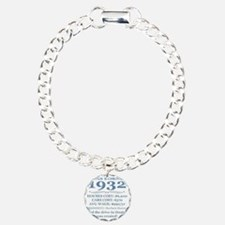 Birthday Facts-1932 Bracelet