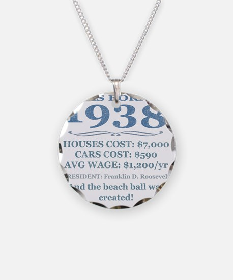 Birthday Facts-1938 Necklace