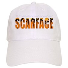 Scarface black tops Cap