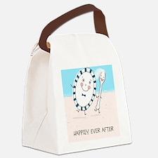 dishspoonPOSTCARD Canvas Lunch Bag