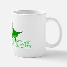 Be Assertive - Quaker Parrot Mug
