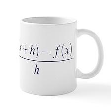 Derivative Definition Small Mug