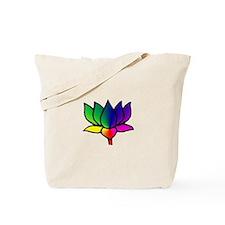 Lotus 1 Tote Bag