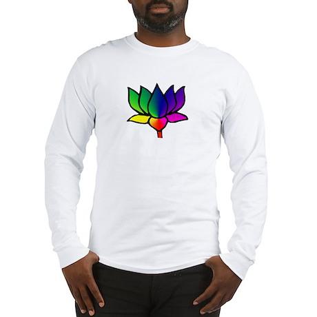 Lotus 1 Long Sleeve T-Shirt