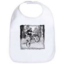 Fun in the woods dirt biking Bib