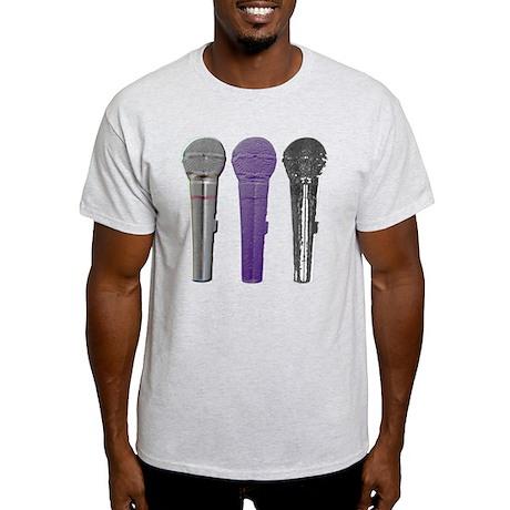 3 mics metal Light T-Shirt