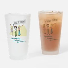 How to Succeed Drinking Glass