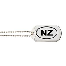 New Zealand NZ Dog Tags