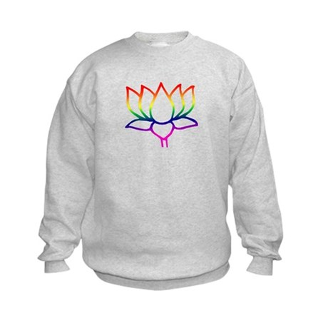 Lotus 2 Kids Sweatshirt